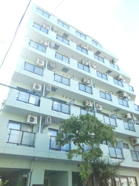 東京都北区、十条駅徒歩16分の築25年 7階建の賃貸マンション