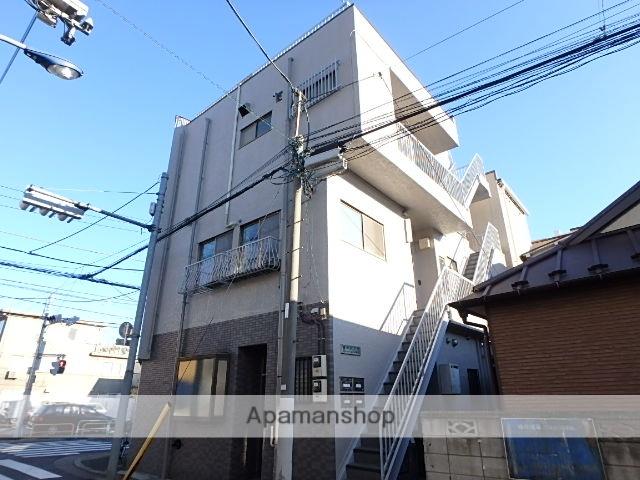 東京都北区、赤羽駅徒歩12分の築37年 3階建の賃貸マンション