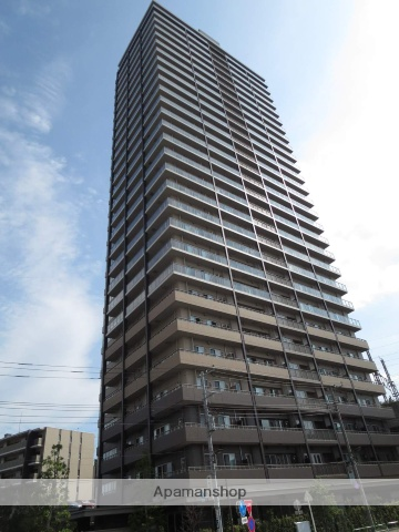 東京都北区、王子駅徒歩1分の築1年 29階建の賃貸マンション