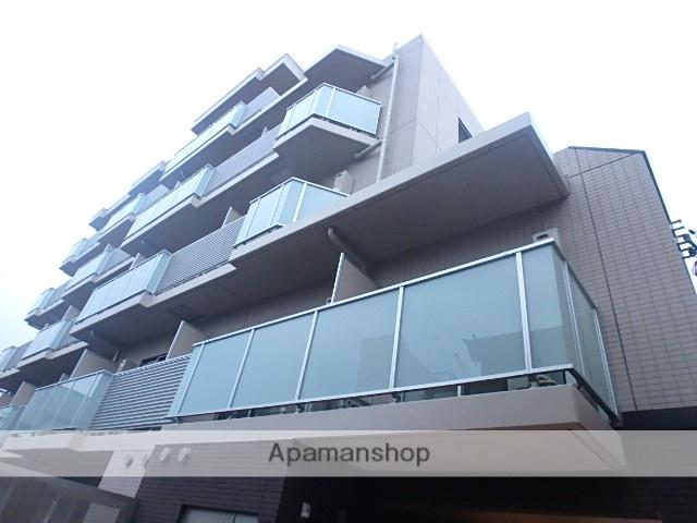 東京都板橋区、板橋本町駅徒歩13分の新築 5階建の賃貸マンション