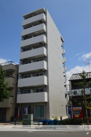 東京都北区、王子駅徒歩8分の新築 8階建の賃貸マンション
