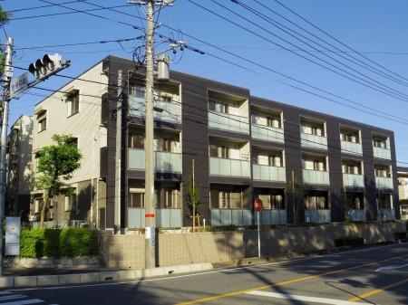 埼玉県戸田市、戸田駅徒歩24分の築1年 3階建の賃貸アパート