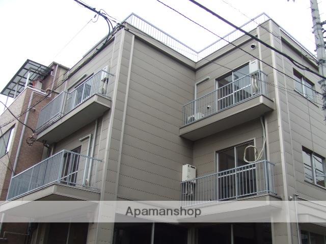 東京都北区、十条駅徒歩16分の築44年 3階建の賃貸マンション
