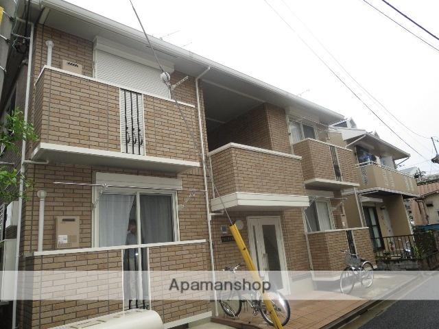 東京都北区、北赤羽駅徒歩10分の築8年 2階建の賃貸アパート