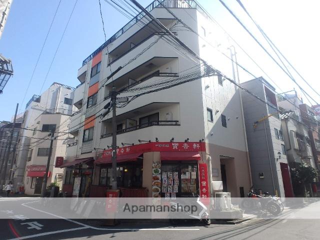 東京都北区、赤羽駅徒歩6分の築18年 6階建の賃貸マンション