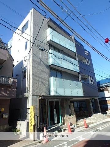 東京都北区、赤羽駅徒歩15分の新築 4階建の賃貸マンション