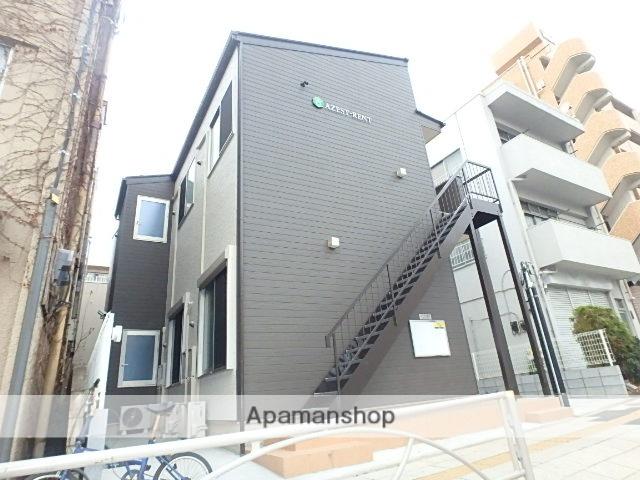 東京都板橋区、浮間舟渡駅徒歩11分の新築 2階建の賃貸アパート