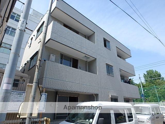 東京都北区、赤羽駅徒歩9分の新築 3階建の賃貸マンション