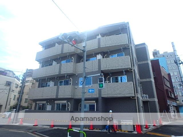 東京都北区、赤羽駅徒歩8分の新築 4階建の賃貸マンション