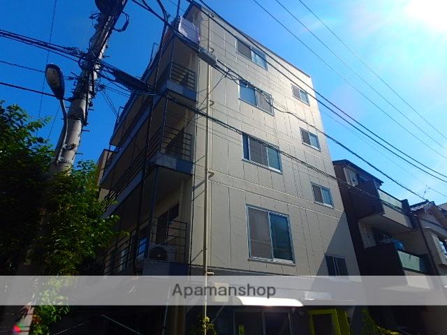東京都北区、東十条駅徒歩14分の築24年 5階建の賃貸マンション