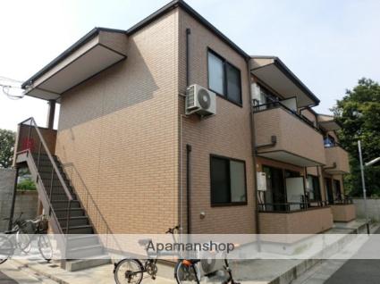 東京都北区、赤羽駅徒歩13分の築7年 2階建の賃貸アパート