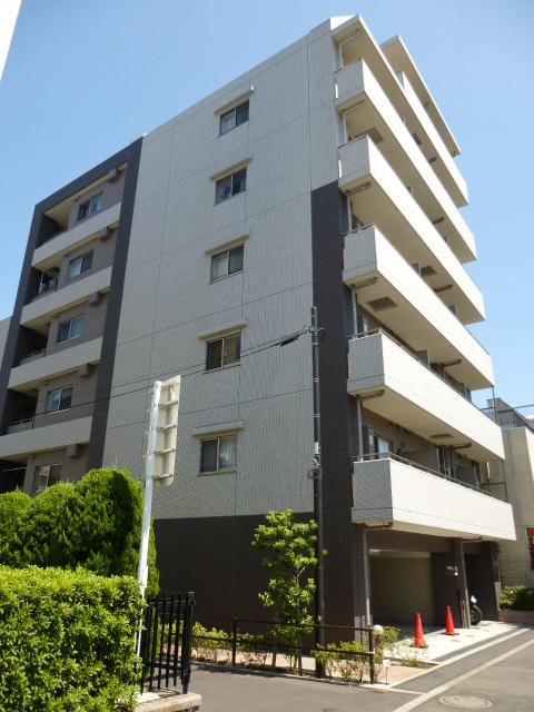 東京都板橋区、浮間舟渡駅徒歩13分の築6年 7階建の賃貸マンション