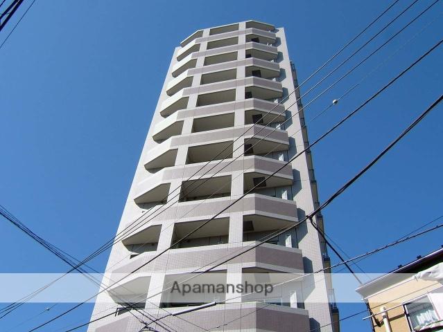 東京都北区、十条駅徒歩14分の築6年 13階建の賃貸マンション