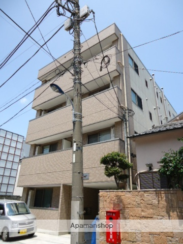 東京都北区、赤羽駅徒歩4分の築5年 4階建の賃貸マンション
