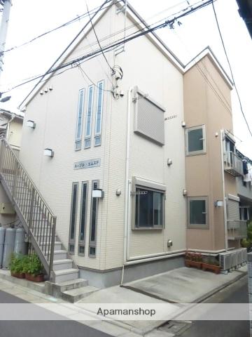 東京都板橋区、北赤羽駅徒歩20分の築5年 2階建の賃貸アパート
