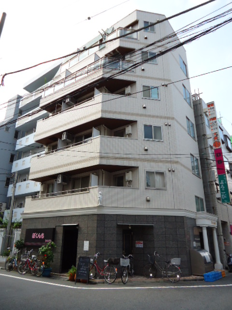 東京都北区、赤羽駅徒歩6分の築9年 6階建の賃貸マンション
