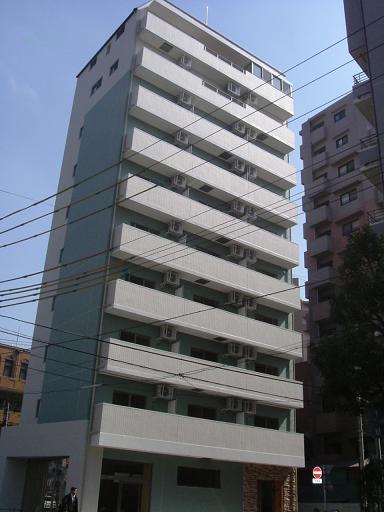 東京都北区、東十条駅徒歩14分の築12年 10階建の賃貸マンション