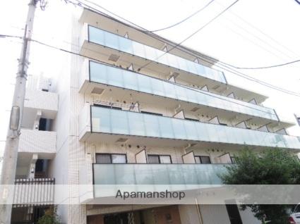 東京都板橋区、本蓮沼駅徒歩14分の築5年 5階建の賃貸マンション