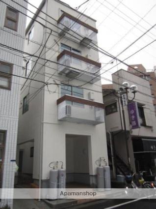 東京都北区、十条駅徒歩23分の築4年 4階建の賃貸アパート