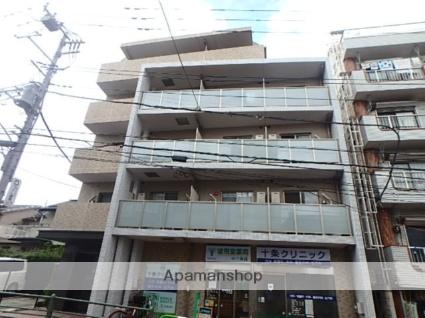 東京都北区、十条駅徒歩6分の築5年 5階建の賃貸マンション