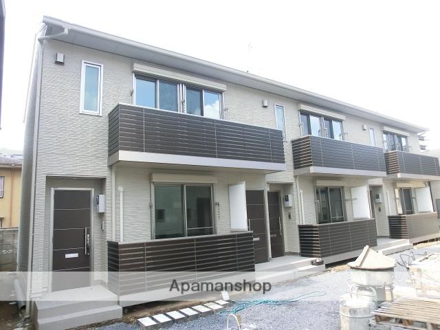 東京都北区、北赤羽駅徒歩8分の築3年 2階建の賃貸アパート