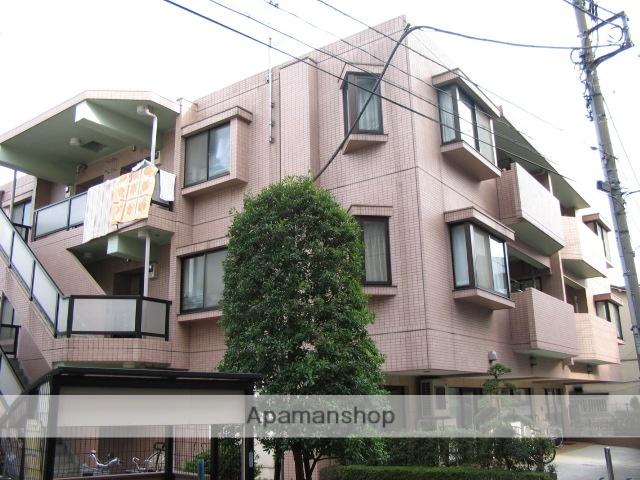東京都北区、赤羽駅徒歩7分の築19年 3階建の賃貸マンション