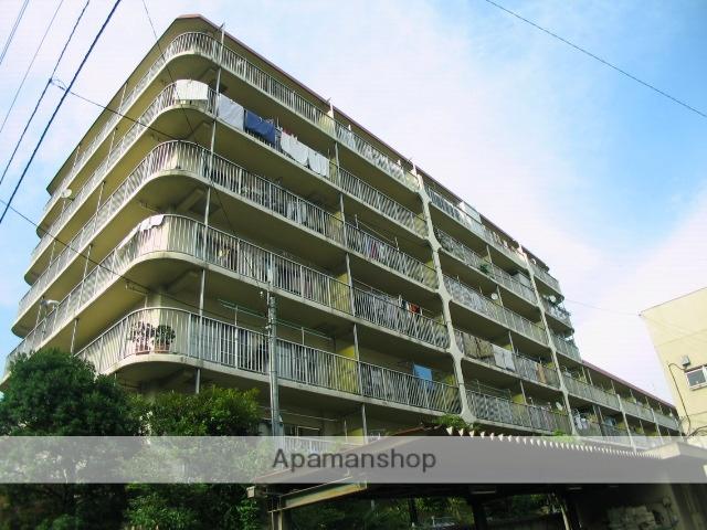 東京都北区、赤羽駅徒歩16分の築35年 7階建の賃貸マンション