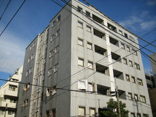 東京都北区、王子駅徒歩6分の築26年 8階建の賃貸マンション