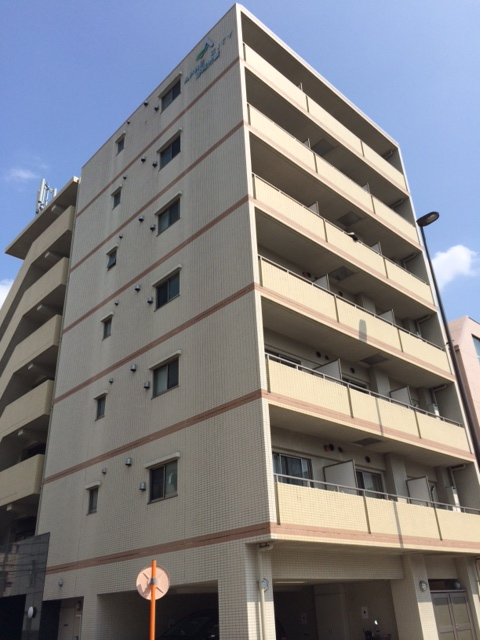 東京都板橋区、浮間舟渡駅徒歩9分の築9年 7階建の賃貸マンション