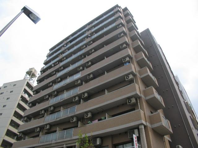 東京都北区、赤羽駅徒歩4分の築25年 11階建の賃貸マンション