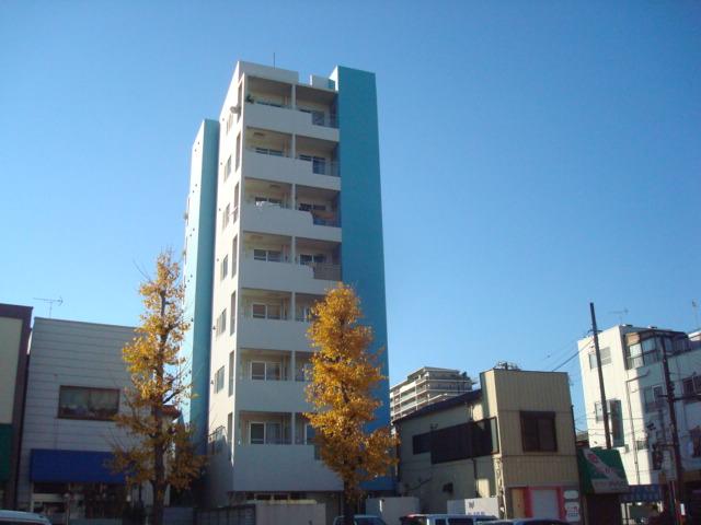 東京都板橋区、板橋本町駅徒歩16分の築12年 8階建の賃貸マンション