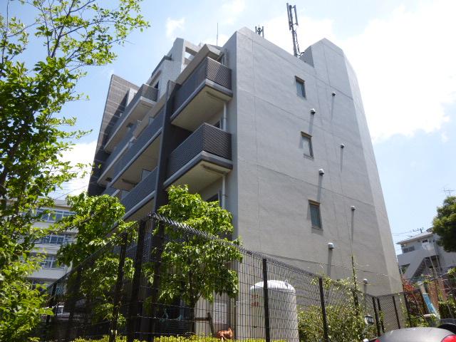 東京都北区、赤羽駅徒歩10分の築9年 7階建の賃貸マンション