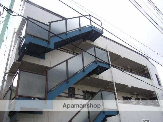 東京都北区、王子神谷駅徒歩8分の築21年 4階建の賃貸マンション