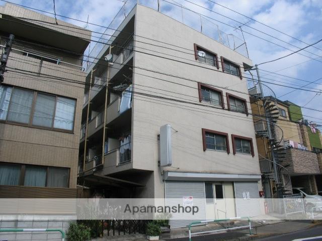 東京都北区、十条駅徒歩15分の築44年 4階建の賃貸マンション