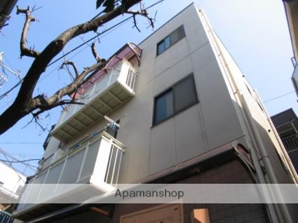 東京都北区、赤羽駅徒歩8分の築18年 3階建の賃貸マンション