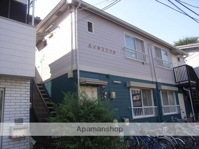 東京都北区、十条駅徒歩10分の築26年 2階建の賃貸アパート