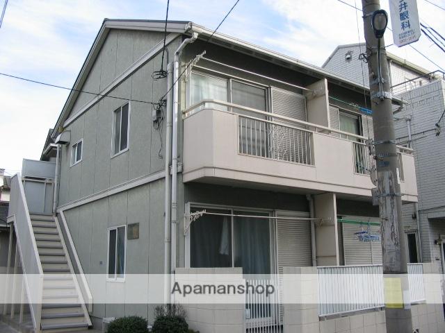 東京都北区、赤羽駅徒歩5分の築26年 2階建の賃貸アパート