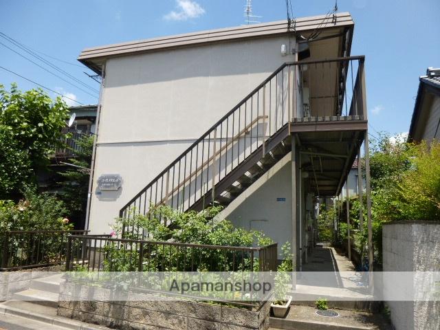 東京都北区、赤羽駅徒歩10分の築32年 2階建の賃貸アパート