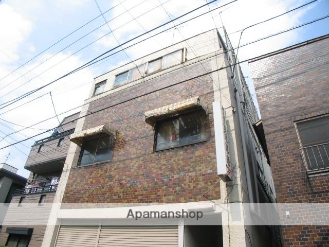東京都北区、赤羽駅徒歩14分の築48年 3階建の賃貸マンション