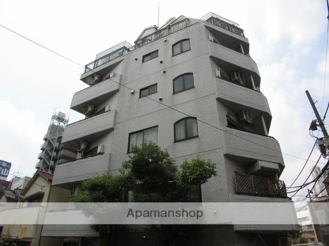 東京都北区、赤羽駅徒歩4分の築25年 7階建の賃貸マンション
