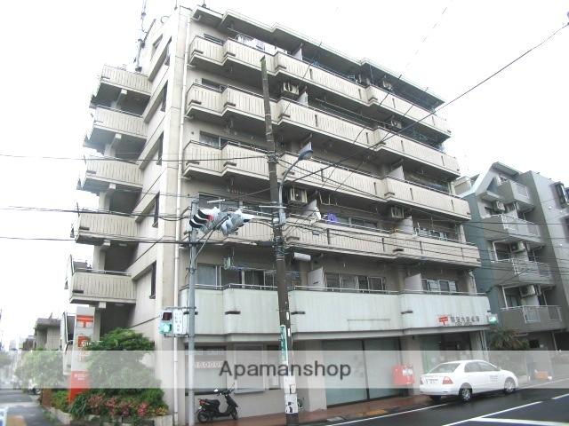東京都北区、北赤羽駅徒歩20分の築34年 6階建の賃貸マンション