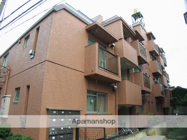 東京都北区、赤羽駅徒歩19分の築40年 4階建の賃貸マンション