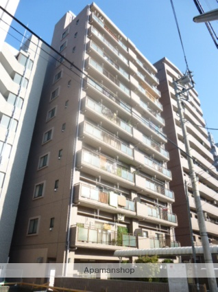 東京都北区、赤羽駅徒歩5分の築22年 11階建の賃貸マンション