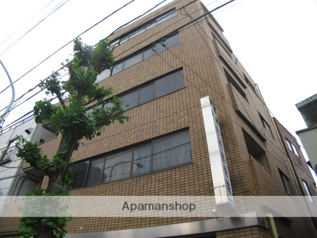 東京都北区、赤羽駅徒歩12分の築32年 5階建の賃貸マンション