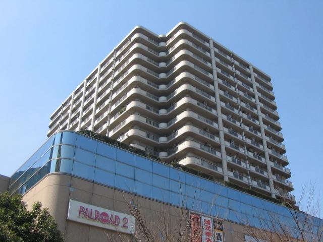 東京都北区、赤羽駅徒歩2分の築20年 18階建の賃貸マンション