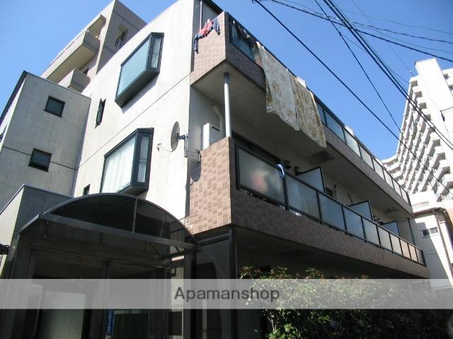 東京都北区、赤羽駅徒歩1分の築13年 3階建の賃貸マンション