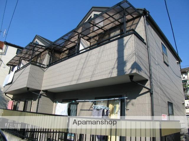 東京都北区、北赤羽駅徒歩18分の築18年 2階建の賃貸アパート