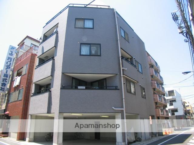 東京都北区、赤羽駅徒歩7分の築19年 5階建の賃貸マンション