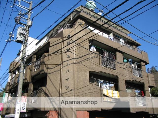 東京都北区、赤羽駅徒歩5分の築39年 5階建の賃貸マンション
