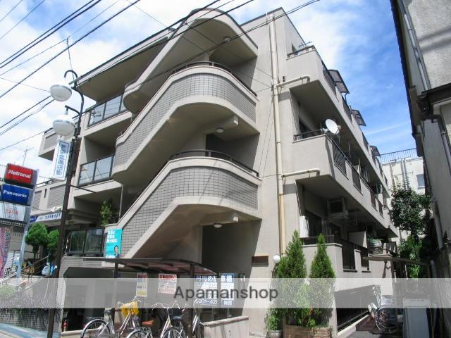 東京都北区、赤羽駅徒歩9分の築21年 3階建の賃貸マンション